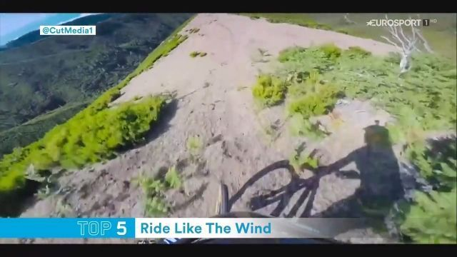 Top 5 Ride Like The Wind