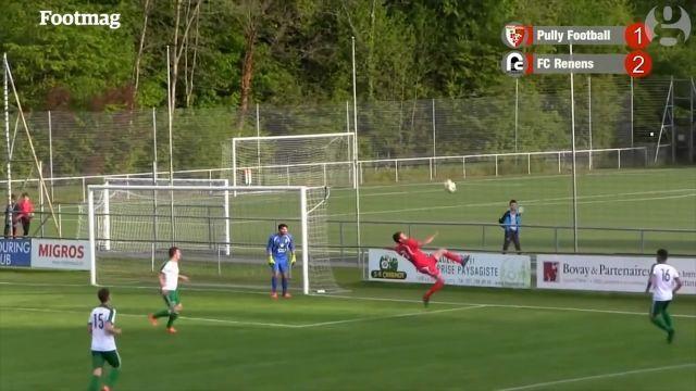 Amazing Football Goal