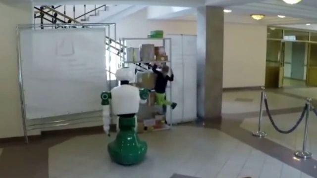 Intelligence of robots