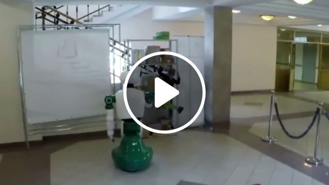 Intelligence of robots - Funny Videos - funvizeo.com - robot, help, kid, baby, science, Intelligence, humor