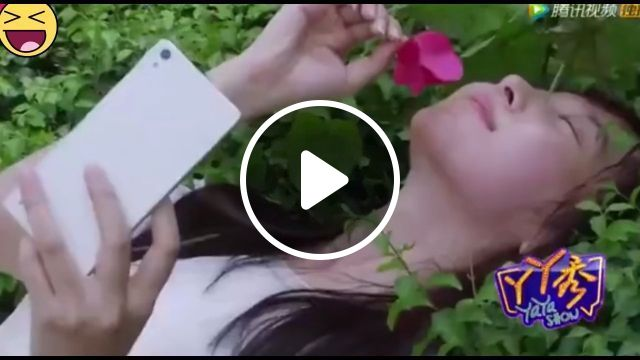 How To Take a Good Selfie, LOL, selfie, camera, phone, funny, funny videos, flower