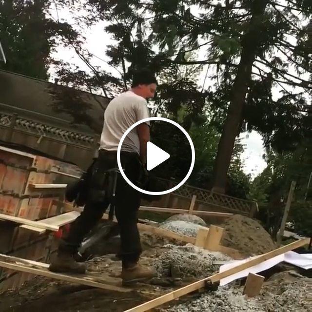 Construction Worker Skills, construction, worker, funny, hammer, helmet