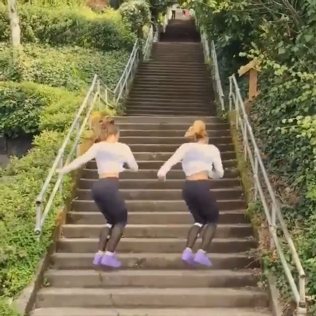Stair climbing: one of the best exercises
