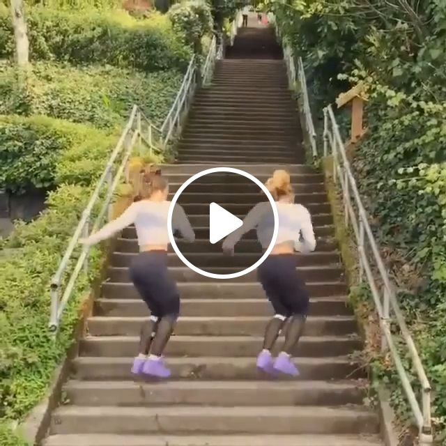 Stair climbing: one of the best exercises, climbing, stair, funny