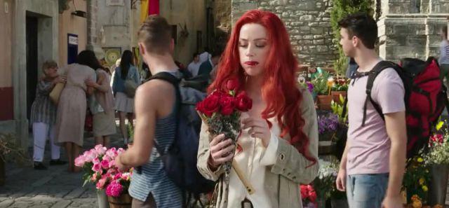 Flowers for Mera meme - Video & GIFs | Girl meme,music meme,aquaman meme,dc comics meme,disney meme,mashups meme,cartoons meme,animation meme
