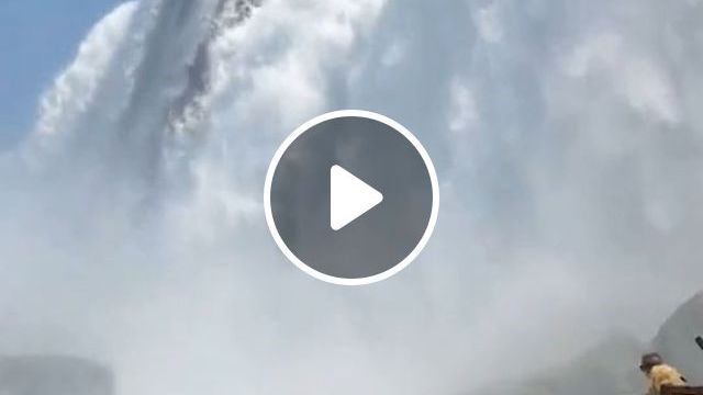 Beautiful waterfall - Funny Videos - funvizeo.com - beautiful nature, waterfall, travel
