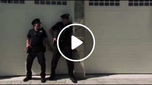 Mission Impossible (prank), prank, funny, police, doorbell