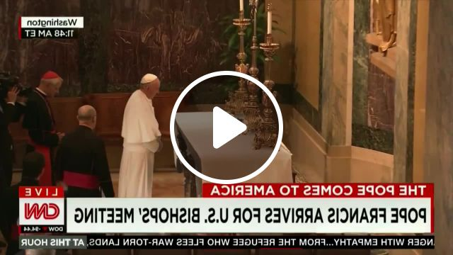 He's Beginning To Believe Memes - Video & GIFs | Pope memes, does memes, magic memes, us tour memes, 13017 memes, pope's memes, astonishing memes, feat memes, theellenshow memes, show memes, daytime memes, comedy memes, francis memes, pope francis memes, table memes, pull memes, pulls memes, clothe memes, miracle memes, cnn memes