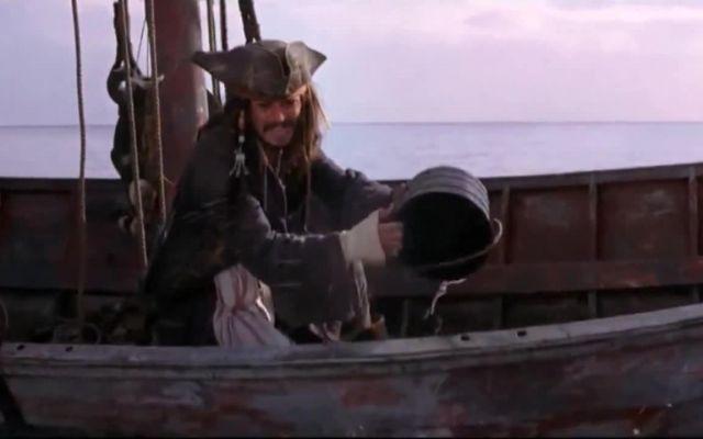 One Captain In A Boat memes - Video & GIFs | Jack sparrow memes,pirates of the caribbean memes,hybrids memes,трое в лодке не считая собаки memes,russianhybrids memes,russianhollywood memes,three men in a boat memes