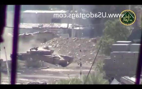 Tank firing coffin meme
