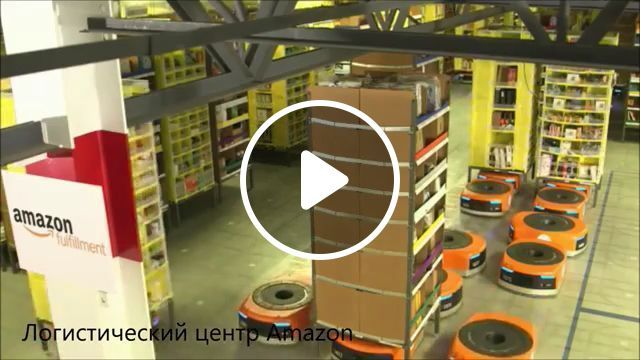 Machines vs. Humans - Funny Videos - funvizeo.com - humor, funny videos, amazon, machine