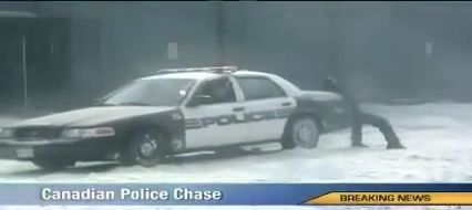 Dramatic Chase