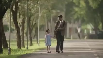 One Single Dad's Story - Funny Videos - funvizeo.com - childhood,love,dad,single