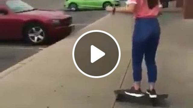 Be careful when playing skateboard, LOL - Funny Videos - funvizeo.com - humor,funny gifs,skateboard