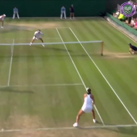 Not afraid of strong enemy just afraid of stupid teammates, ha ha - Funny Videos - funvizeo.com - tennis,funny,funny gifs