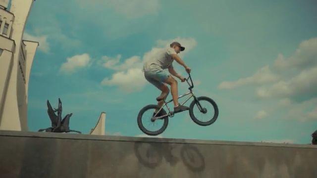 Bike ParKour FaiL