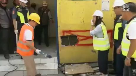 No one can steal Thor's hammer