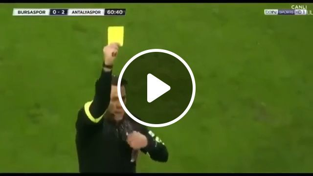 Signs Of A Dominant Man - Funny Videos - funvizeo.com - assert dominance,soccer referee,humor