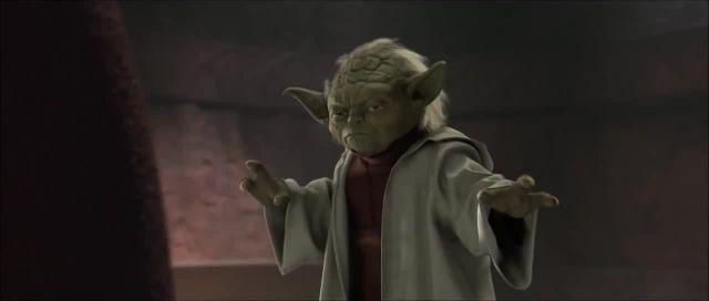 Do not mess with Yoda meme