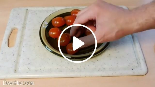 How to Cut Tomatoes Like a PRO