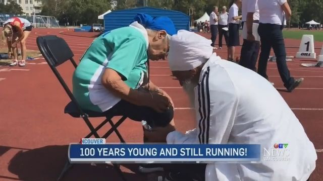 100 years young and still running!