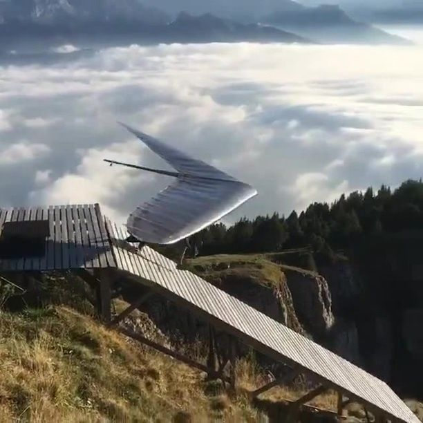 Great place to go hang gliding