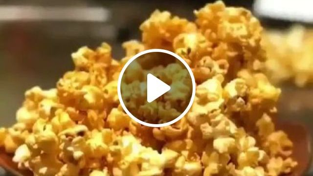 How to make delicious popcorn