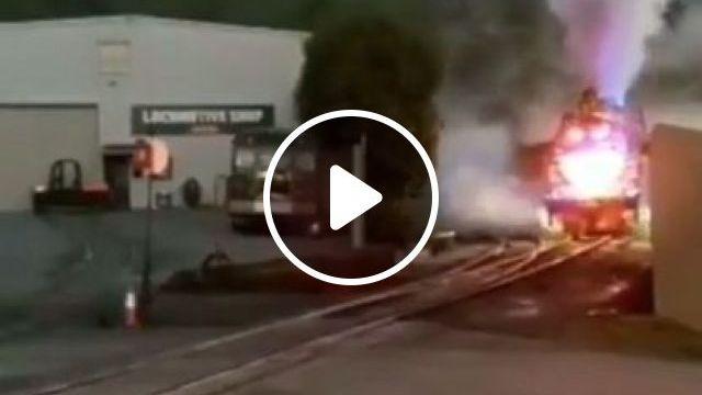 A Halloween Ghost Train - Video & GIFs | funny, halloween, ghost train