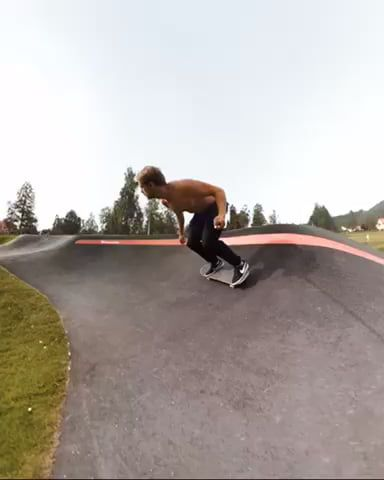 Oddly Satisfying Videos - Funny Videos - funvizeo.com - satisfying,awesome,skateboard