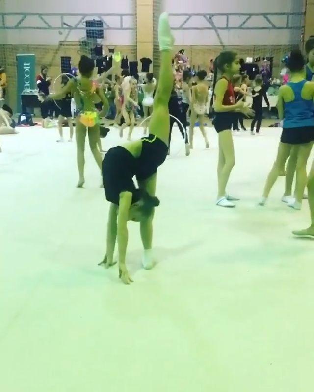 Flexibility In Gymnastics - Funny Videos - funvizeo.com - gymnastics,funny,flexibility dance