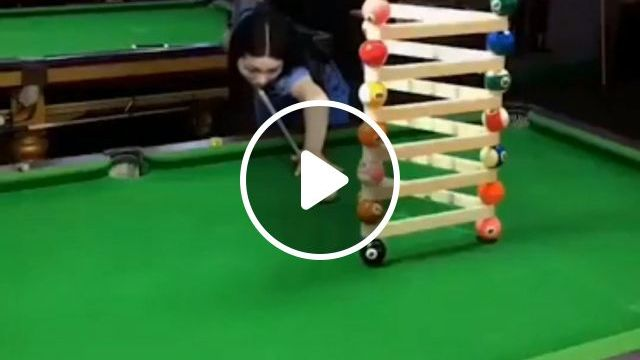 Best Snooker Trick Shots Ever - Funny Videos - funvizeo.com - humor,pool trick shots,snooker trick shots