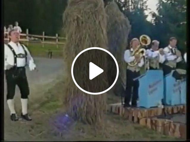Franzl Lang, funny, sing, song