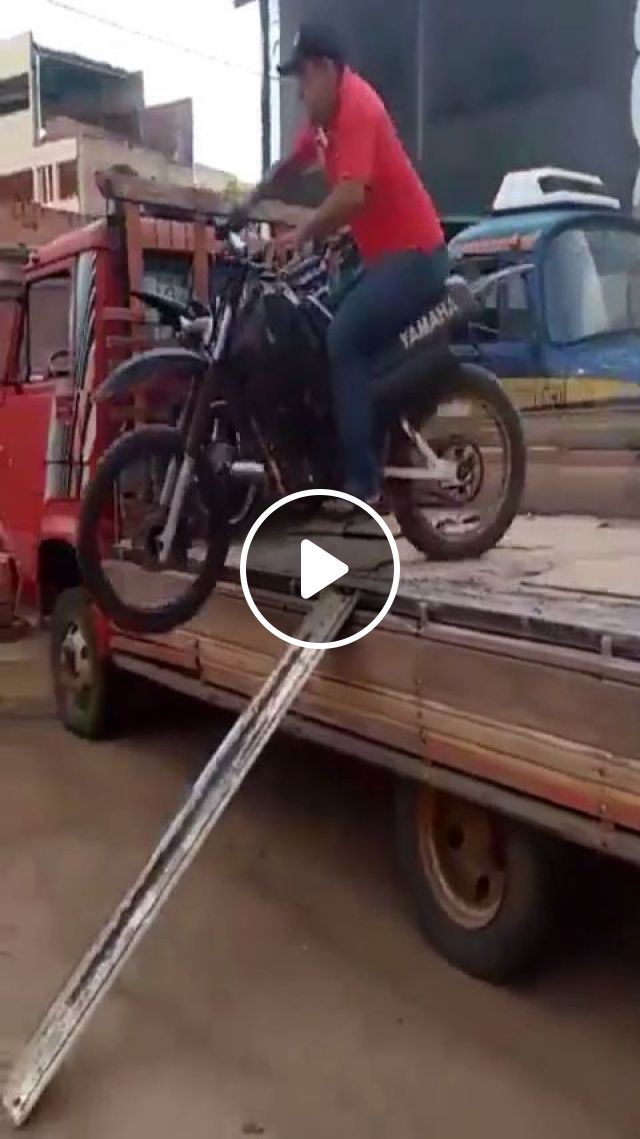 No no no..., stupid, motorcycles, funny, lol