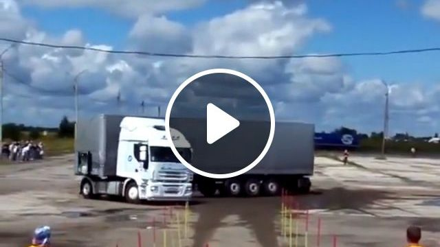 A Great Truck Driver