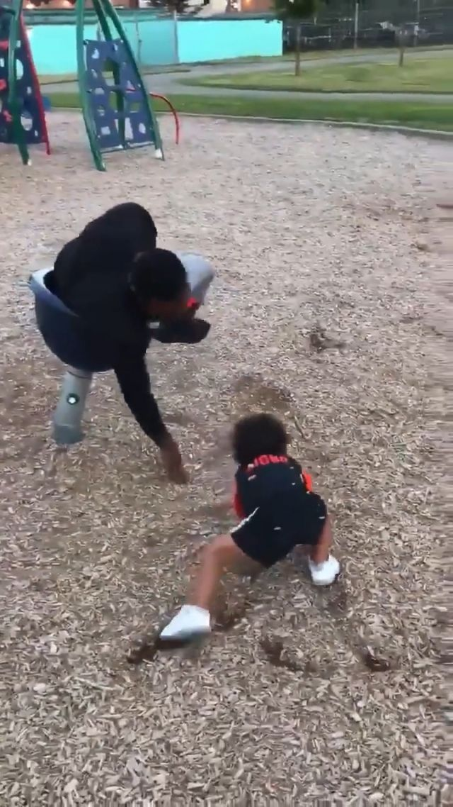Fun & stupid Games with Daddy