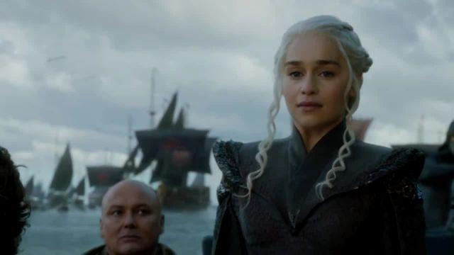 Daenerys vs Lagertha meme