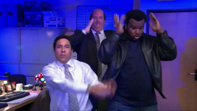 Party hard meme - Video & GIFs | Michael and holly meme,holly flax meme,amy ryan meme,holly the office meme,the office meme,steve carell meme,john krasinski meme,rainn wilson meme,did i stutter meme,no god no meme,best office moments meme,theme song meme,funniest office meme,office jim meme,office dwight meme,office michael meme,office clips meme,watch office meme,entertainment meme,tv series meme