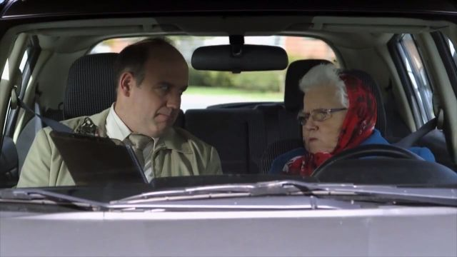 Do not despise old people - Funny Videos - funvizeo.com - drift, old, despise, funny, car