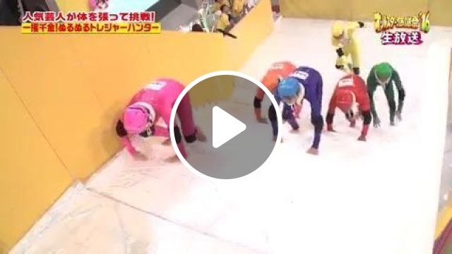 When Difficult Is Fun, funny game, game show, funny, japanese, helmet