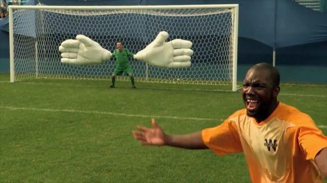 Funny Goalkeeper