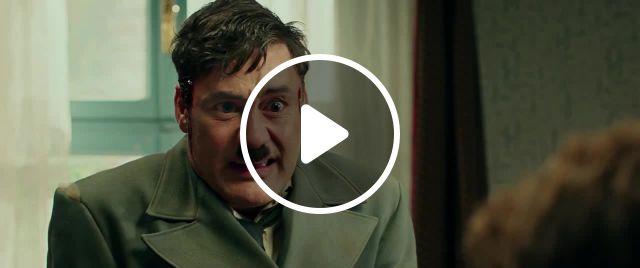 F*ck Off Adolf Meme - Video & GIFs | Hitler meme, nazi meme, taika waititi meme, roman griffin davis meme, doctor strange meme, jojo rabbit meme, hybrids meme, mashups meme