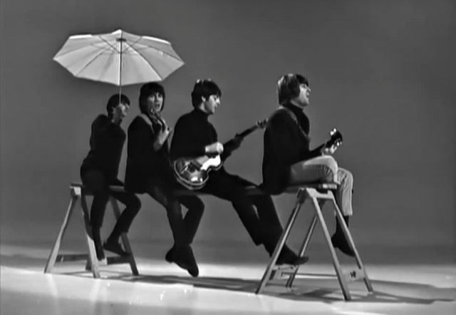 The BEATLES and Donald TRUMP Help memes
