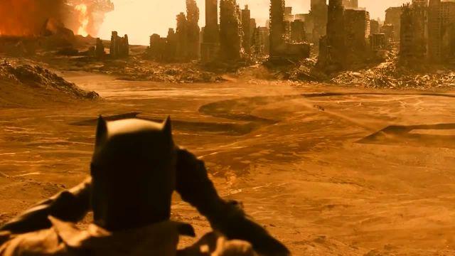 Going to the citadel of Batman B1O Mashup meme