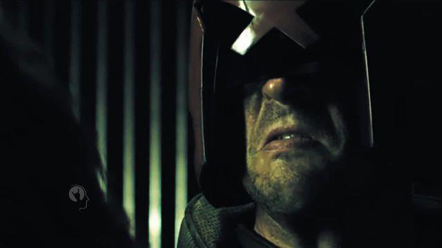 Judge Dredd in the matrix memes