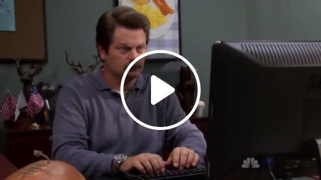 Your code meme, Ron swanson meme, the internet meme, parks and recreation meme, comedy meme, интернет meme, рон свонсон meme, ник офферман meme