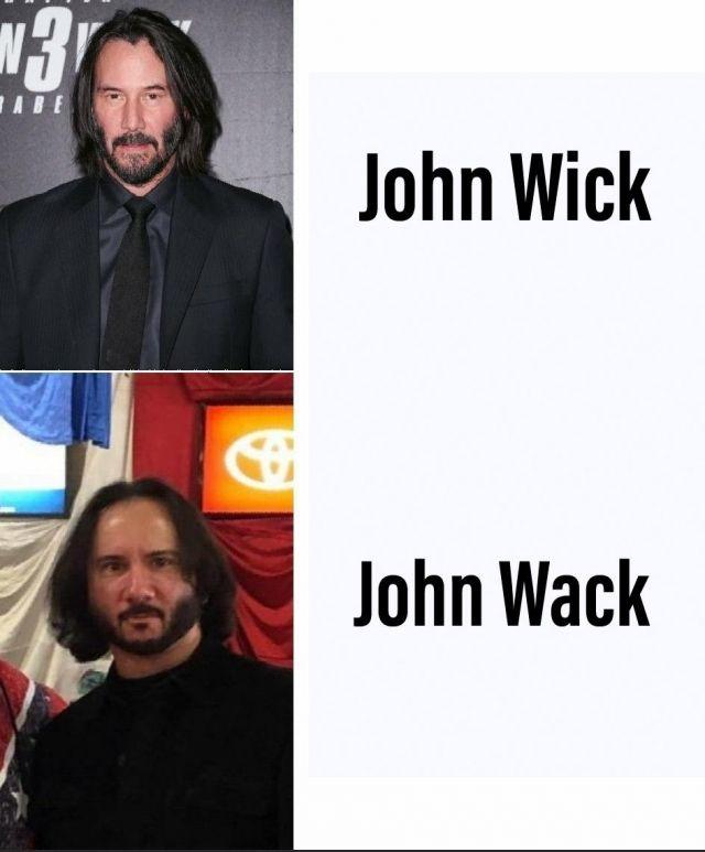 John Wick Meme