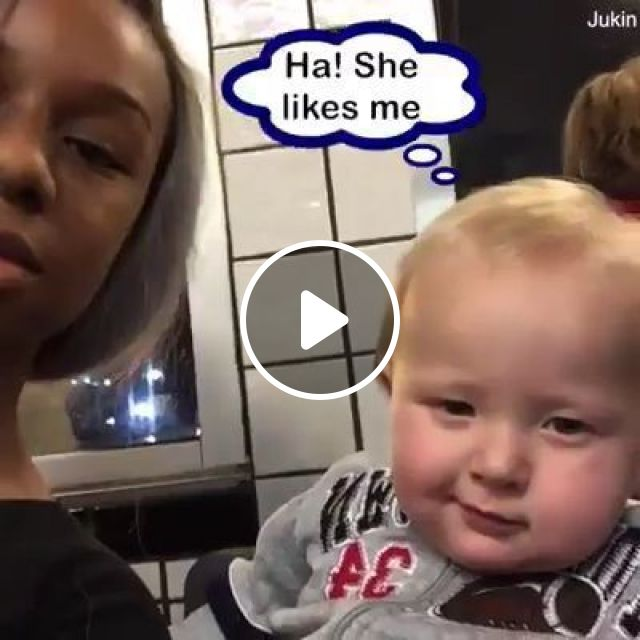 Funny Baby Expressions - Video & GIFs | baby, funny, lovely