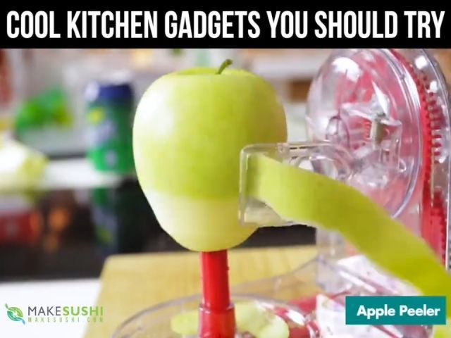 Cool Kitchen Gadgets You Should Try - Funny Videos - funvizeo.com - kitchen,gadget,funny