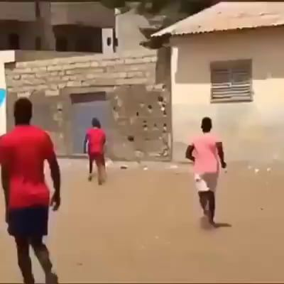 Football funny moment