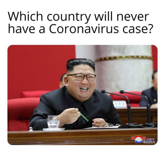 Country never have a coronavirus case